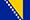 Flag - Bosnia & Herzegovina