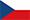 Flag - Cehia