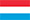 Flag - Luxemburg