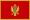 Flag - Muntenegru