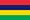 flag - mauritius